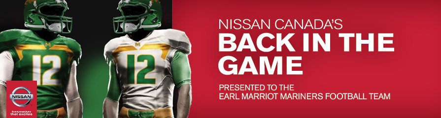 Nissan Canada Back in the Game