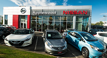 Nissan Surrey dealership building