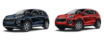 New Kia Vehicle Models at Applewood Langley