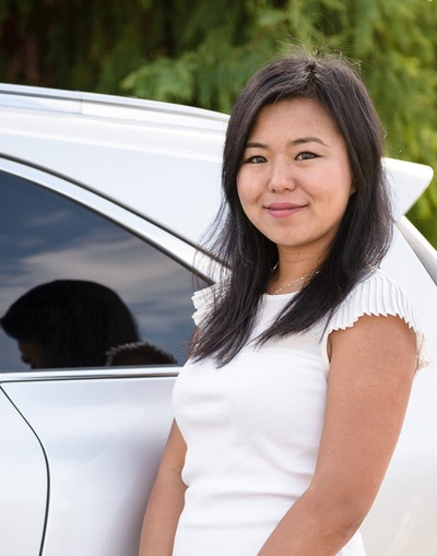 Jenny-Shi, Financial Services Manager