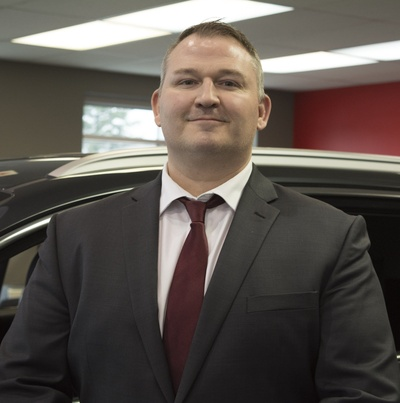 Ben-Williams, Sales Manager