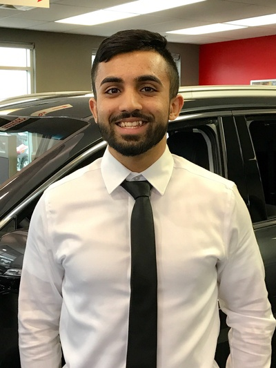Harry -Bains, Sales and Lease Consultant