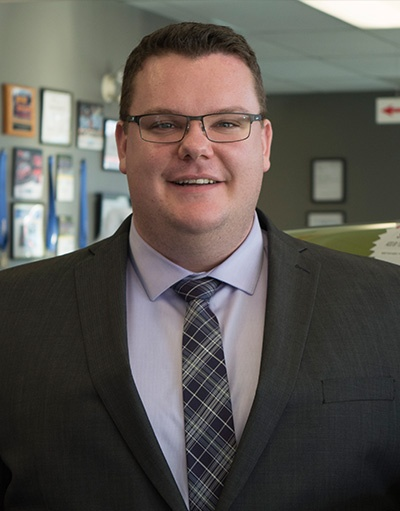 Adam-Plunkett, Financial Services Manager