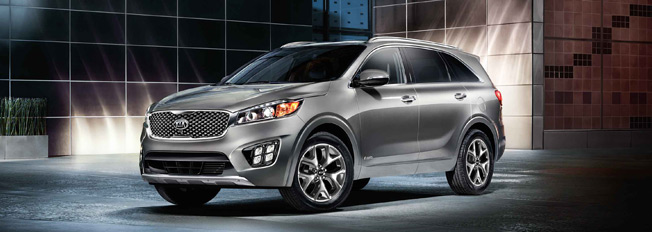 New Kia Sorento | Applewood Surrey