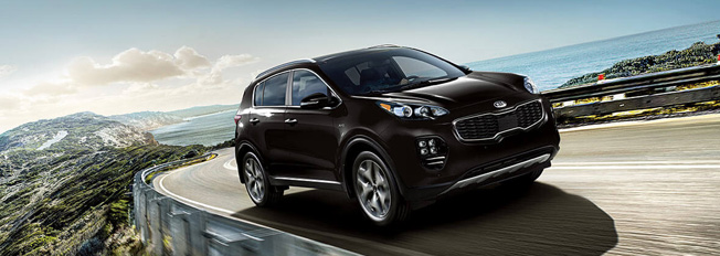 2016 Kia Sportage model in Surrey, BC