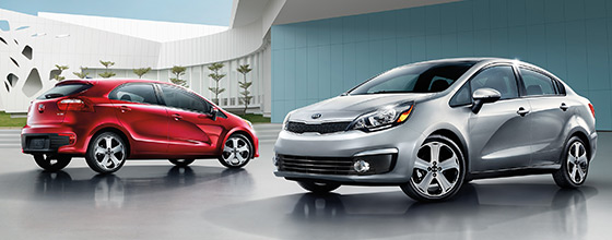 2017 Kia Rio Exterior at Applewood Surrey