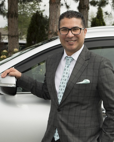 Harry -Oberoi, General Sales Manager