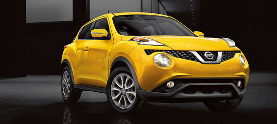 2015 Nissan Juke Exterior Yellow | Applewood Surrey