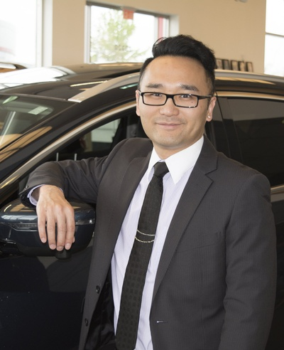 Ball-Leung, New Sales Manager