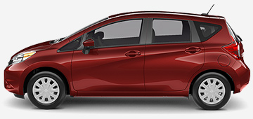 2016 Nissan Versa Note in Richmond