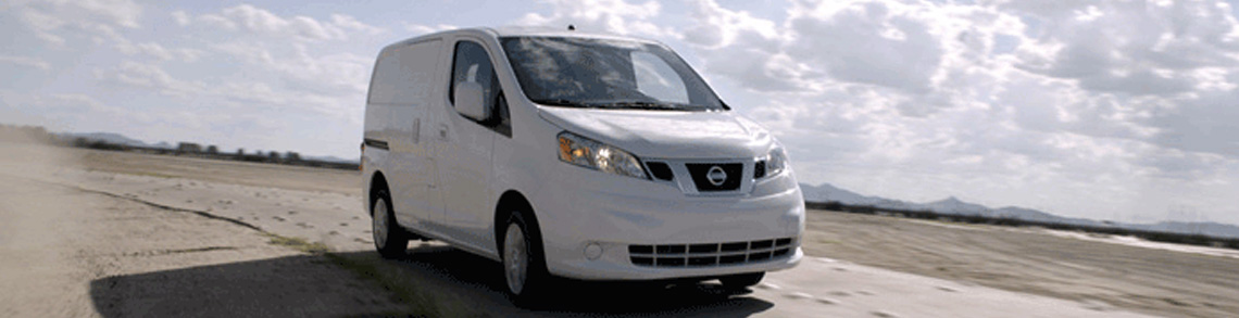 Nissan NV Commercial Vehicle in Richmond, Applewood Nissan Richmond