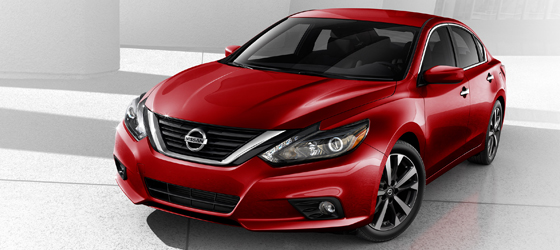 2016 Nissan Altima at Applewood Nissan Richmond