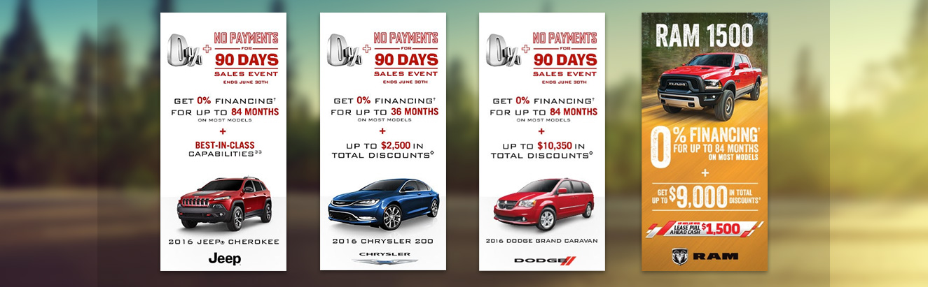 Armstrong Dodge | May Incentive