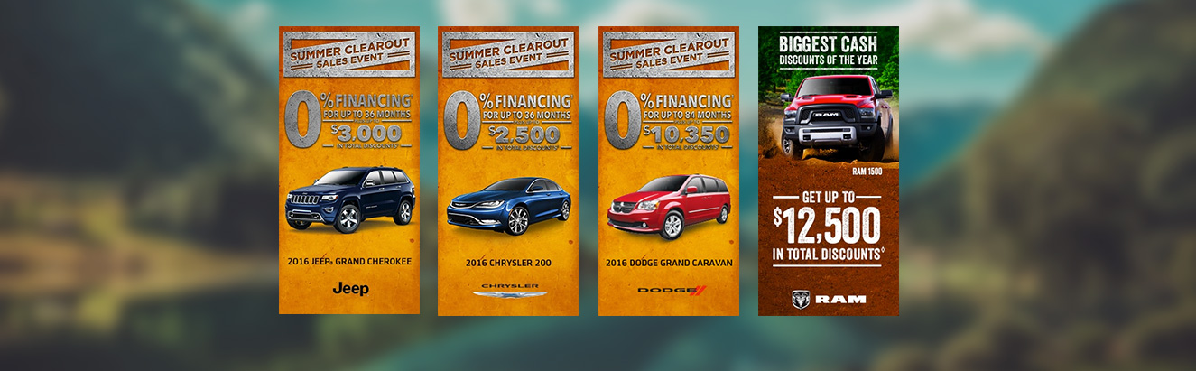 Armstrong Dodge   May Incentive