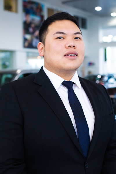 Aaron -Huang, Financial Services Consultant