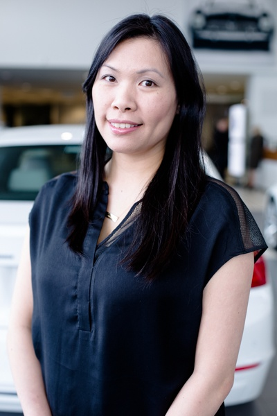 Janet-Yuen, Appointment Coordinator