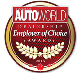 Canadian Auto World - Dealership Employer of Choice Award