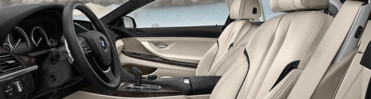 2016 BMW 6 Series Interior in Richmond BC