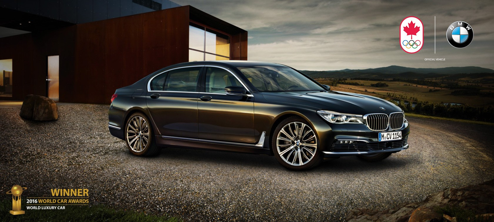 2016 BMW 7 Series in Richmond BC at Auto West BMW