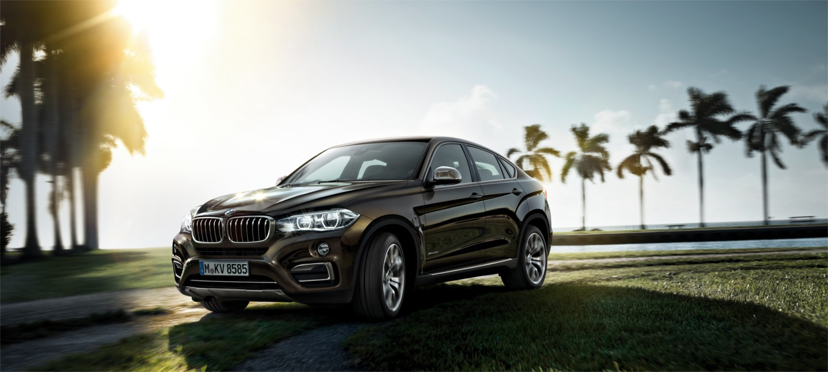 2016 BMW X6 Series in Richmond, BC at Auto West BMW