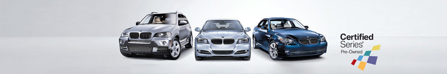 Certified Pre Owned Vehicles Auto West BMW