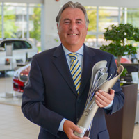 Auto West BMW Sustainability Award