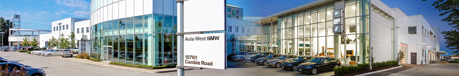 About Auto West BMW in Richmond BC