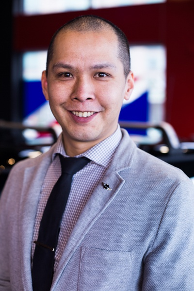 Raphael-Wong, Sales Manager