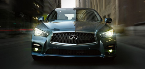 Luxury Infiniti Dealer, Auto West Infiniti in Richmond BC