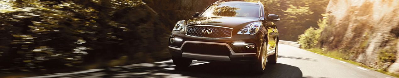 Infiniti QX50 Model Info at Auto West Infiniti in Richmond, BC