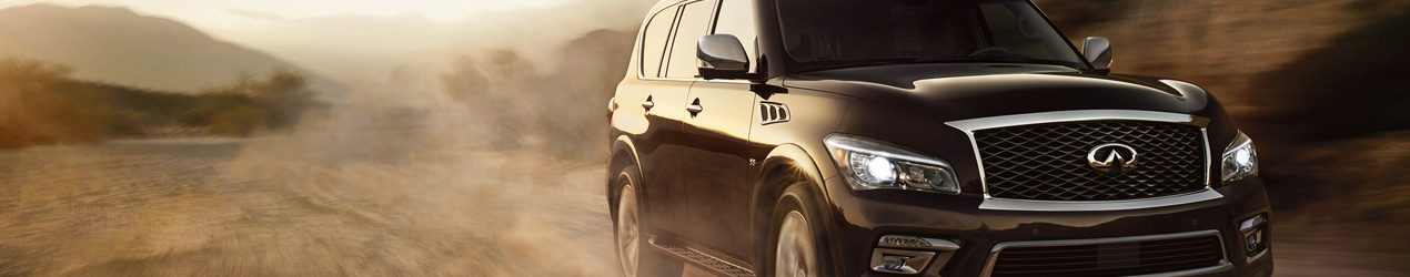 Infiniti QX80 Model Info at Auto West Infiniti in Richmond, BC