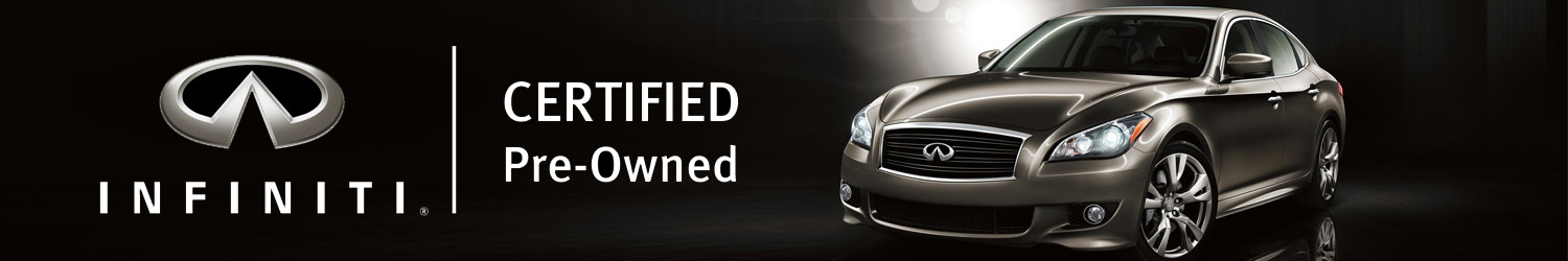 Certified Pre Owned Vehicles Auto West Infinitii