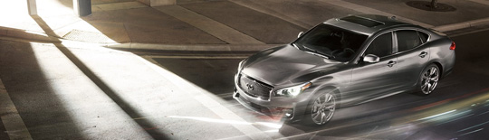 2016 Infiniti Q70 Series Safety in Richmond, BC at Auto West Infiniti