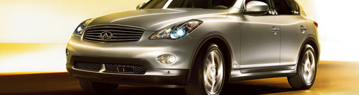 Infiniti QX50 at Auto West Infiniti in Richmond BC