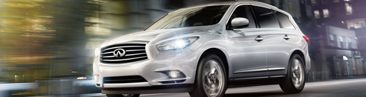 Infiniti QX60 at Auto West Infiniti in Richmond BC