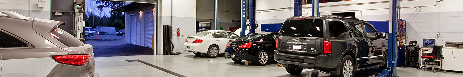 Richmond infiniti service shop scheduled maintenance repairs for South motors infiniti service
