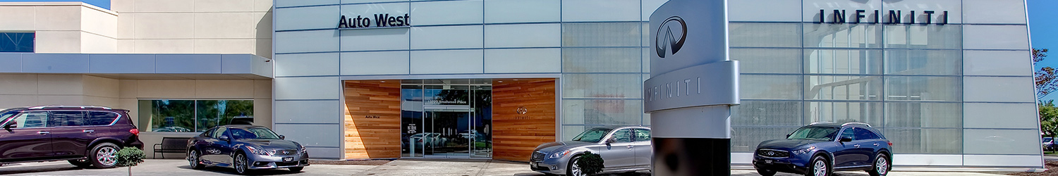 About Us at Auto West Infiniti in Richmond BC