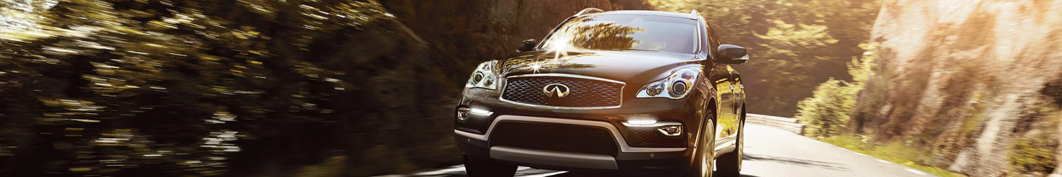 2016 Infiniti QX50 at Auto West Infiniti in Richmond BC