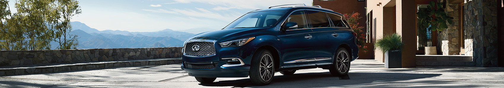 2016 Infiniti QX60 at Auto West Infiniti in Richmond BC