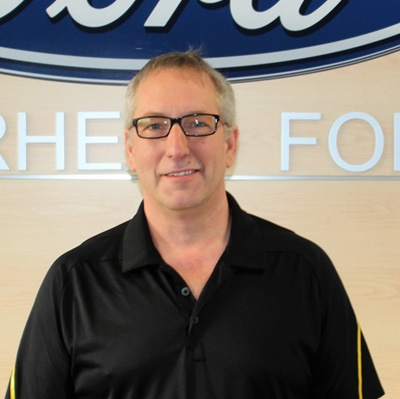Kevin-Pusch, Service Manager