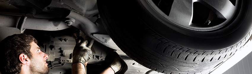 Service Department in Barrhead, AB at Barrhead Ford