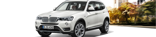 BMW X3 and X4 Sale - Bavaria BMW
