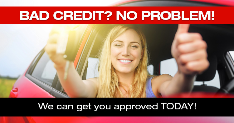 Easy financing options on our used car inventory