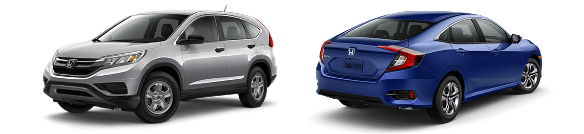 New Honda vehicle models