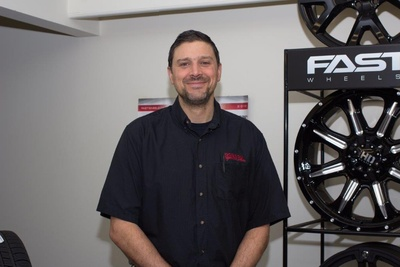 Mike-Northrup, Fixed Operations Manager