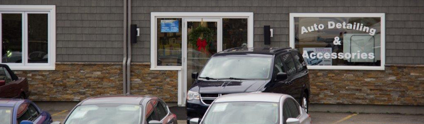 Get your Vehicle Detailed today in Saint John, NB at Dobson Signature Auto