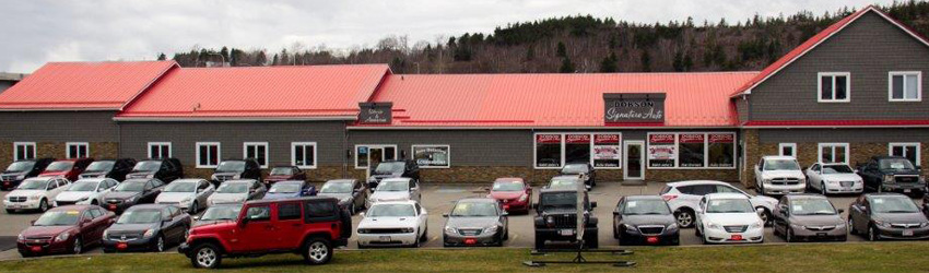 Learn about Our Dealership in Saint John, NB at Dobson Signature Auto