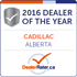 Dealer Rater | 2016 Cadillac, Alberta