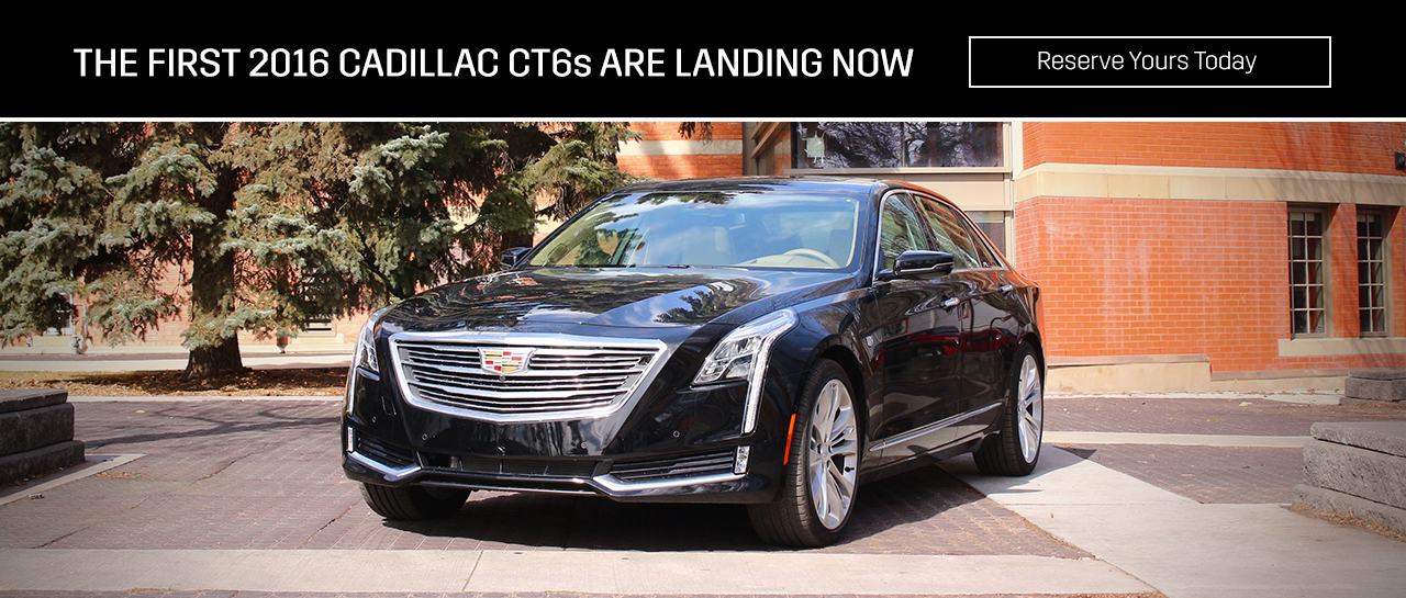 Cadillac CT6 Arriving soon