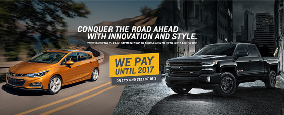 Chevrolet September Doug Marshall GM OEM Incentive